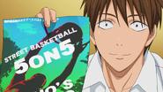Furihata street basketball pamflet