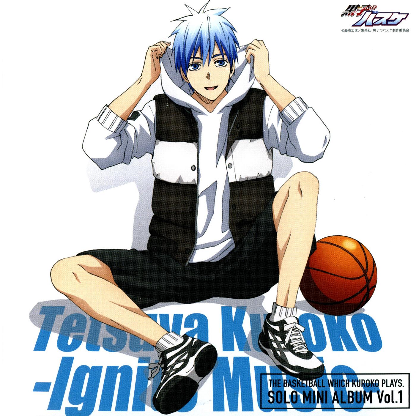 Download Soundtrack Kuroko No Basuke Mp3