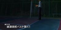 We're the Seirin High School Basketball Team!