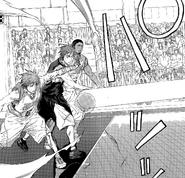 Mayuzumi shows his Misdirection