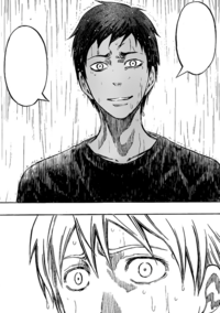 Aomine forgets