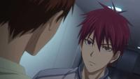 Shige encounters Akashi