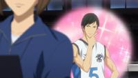 Moriyama ready to impress a girl