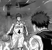 Kagami faces the other Akashi