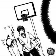Kagami vs Kuroko