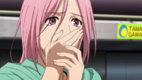 Momoi cries after Too's loss