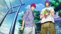 Fan disc second image KnB cup