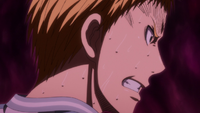 Angry Hayama