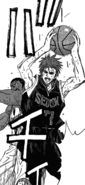 Kiyoshi gets rebound