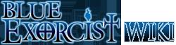 Blue Exorcist Wordmark