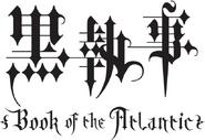 Book Of The Atlantic Logo
