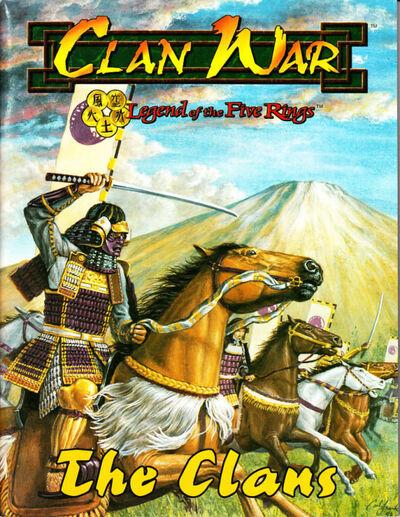 Clan War The Clans