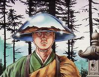 Takao's Jingasa 2