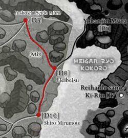 Daimyo Road