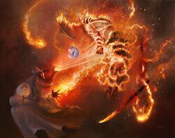 Gifu kills Tenzan's doppleganger