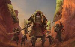 Hachiro's Legion
