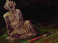 Masagaro's Grave