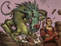Dragon of Earth 1