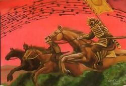 Yobanjin Horsemen