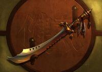 Moto Kang's Sword