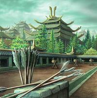 Kyuden Ashinagabachi 1