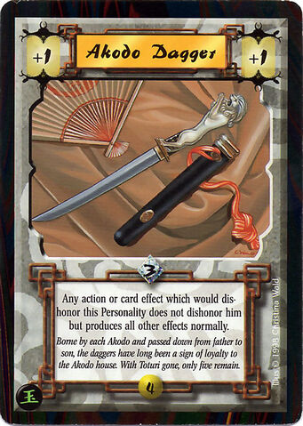 File:Akodo Dagger-card.jpg