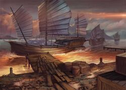 Colonial Harbor
