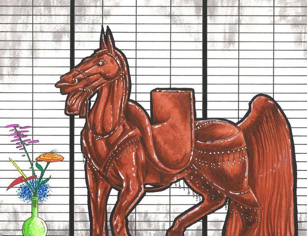 File:Clay Horse.jpg
