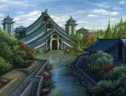 Seven Fold Palace