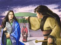 Matsu confronts Kakita