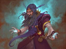 Gaijin Sorcerer