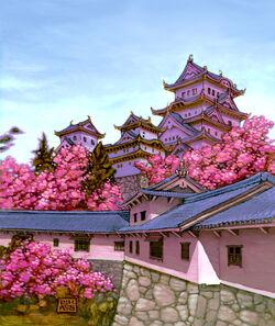 Steel Gardens of the Kenshinzen