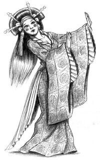 Shosuro Actress