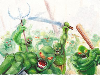 Swamp Spirits