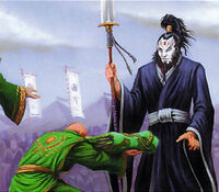 Kuni Daigo becomes Jade Champion