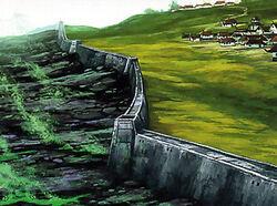 Barbarian Wall