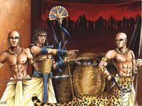 Death Dharr's Master