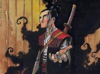 Kitsuki Iyekao