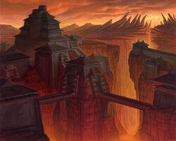 Shattered Peaks Castle 2