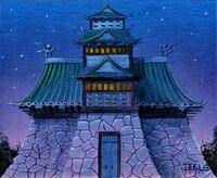 Temple of Bishamon