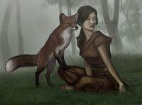 Kitsune Gina