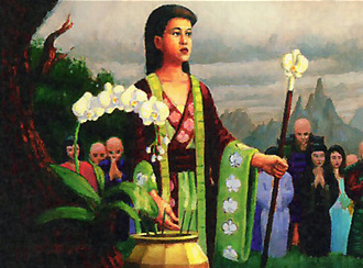 File:Bloom of the White Orchid.jpg