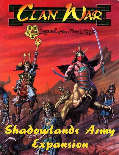 Shadowlands Army Expansion