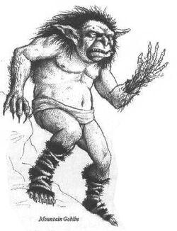 Mountain Goblin 3