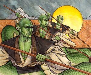 Naga Spearmen 2