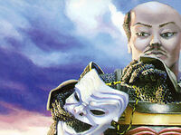 Porcelain Mask of Fu Leng 3