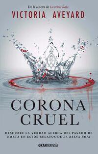 Portada Oficial de Corona Cruel.jpg