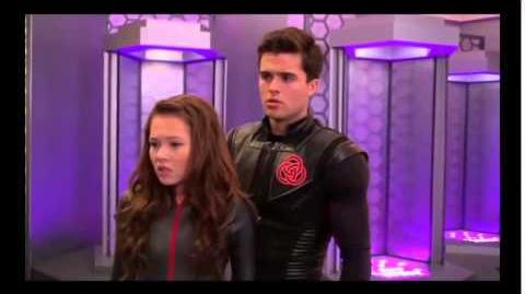 Lab Rats Taken Clip with Let's Be Cops Trailer Music