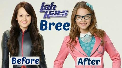 Lab Rats - Before And After Then And Now