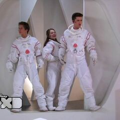 Chase, Bree and Adam